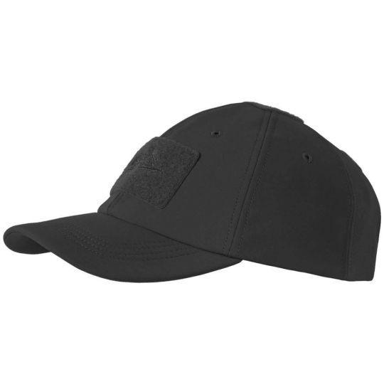 Бейсболка Helikon Tactical Baseball Winter Cap Black  (CZ-BBW-FS-01)