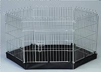 ROTWIS Металлический вольер для щенков 6 секций 60х63см