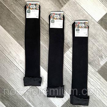 Гольфы женские махровые Jujube, чёрные, А801