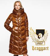 Воздуховик Braggart Angel's Fluff 31024 | Зимняя женская куртка сиена, фото 1