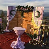 Свадебная колонна 80 см, тумба для свадьбы, фото 1