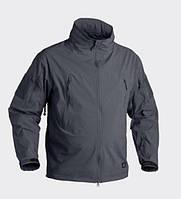 Куртка летняя Helikon-Tex Trooper Softshell Black KU-TRP-NL-01 размеры: M/L/XL/XXL/XXXL, фото 1
