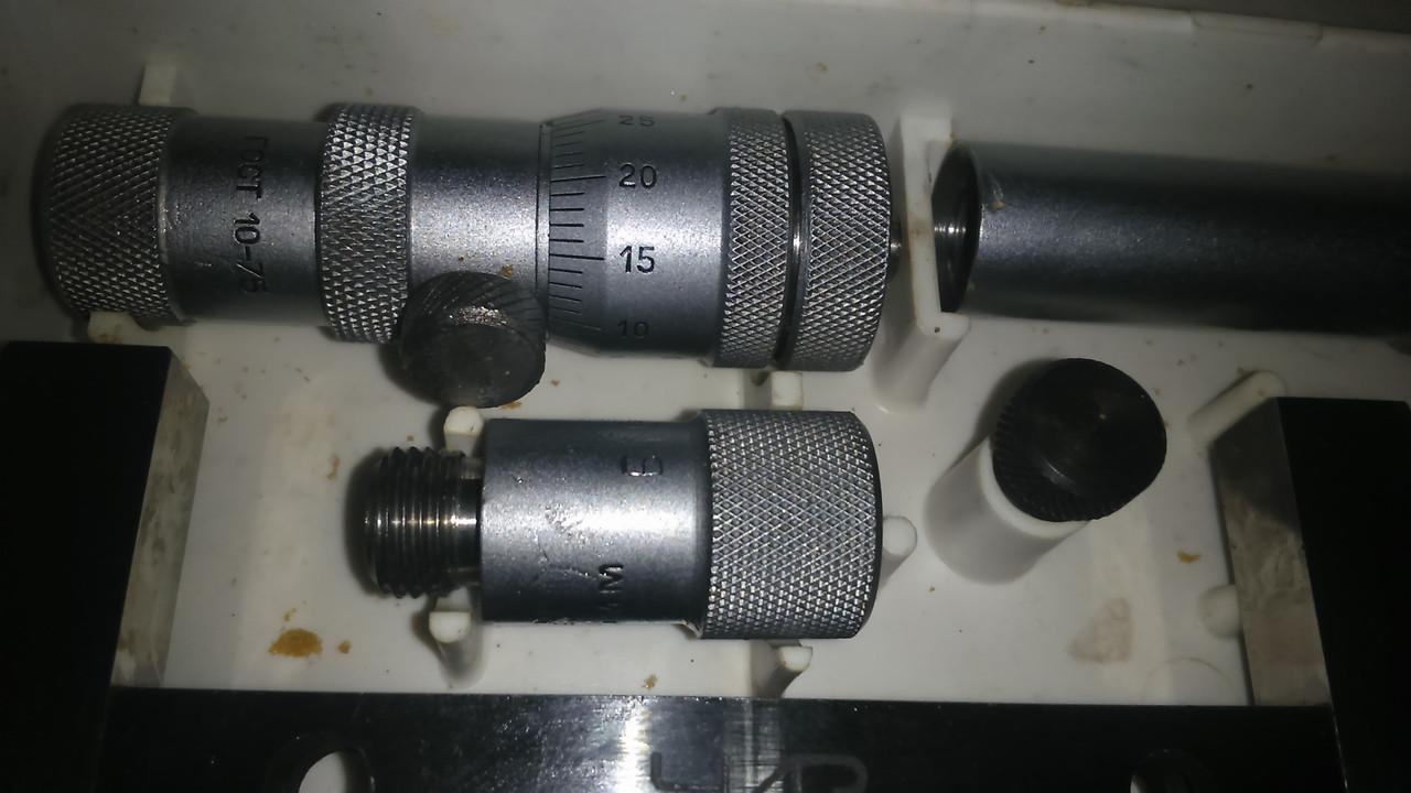 Нутромер НМ175(ГОСТ 10-88) возможна калибровка в УкрЦСМ, фото 1