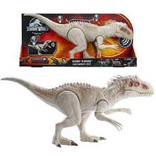 Интерактивный динозавр Индоминус Рекс 50 см, свет, звук, движения. Jurassic World Destroy Indominus Rex