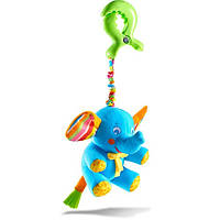 Подвеска погремушка игрушка Слоненок Элли Tiny Love