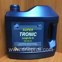 Моторное масло Aral Super Tronic Tronic LL III 5W-30 4 л.