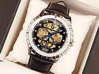 Мужские механические наручные часы скелетоны Слава, Созвездие, фото 1