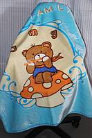 Детское велюровое покрывало Fashion 110х140 см.