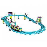 "Конструктор Bela Friends 10563 ""Парк развлечений: Американские горки"" (аналог LEGO Friends 41130), 1136 детал, фото 2"
