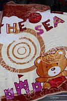 Детское велюровое покрывало Fashion (110х140 см.)