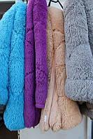 Одеяло меховое Евро стандарта Kutup Ayisi разные окрасы