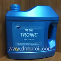 Моторное масло Aral Blue Tronic 10W-40 4 л.