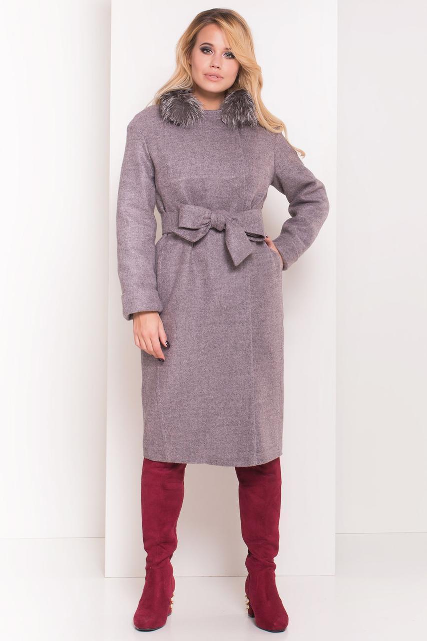 Пальто женское зимнее  Богема 5706