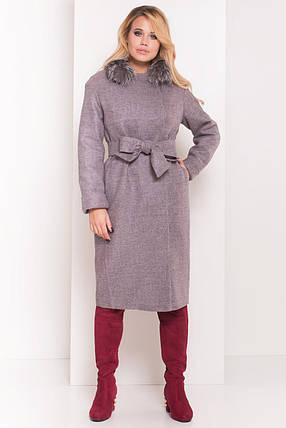 Пальто женское зимнее  Богема 5706, фото 2