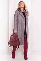 Пальто женское зимнее  Богема 5706, фото 3