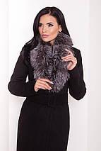 Пальто женское зимнее  Кареро 8125, фото 3