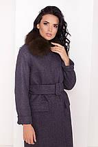 Пальто женское зимнее  Моле 8185, фото 3