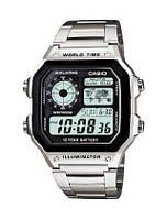 Мужские часы Casio AE-1200WHD-1AVEF