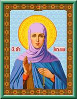 Схема для вышивки Преподобная Ангелина Сербская