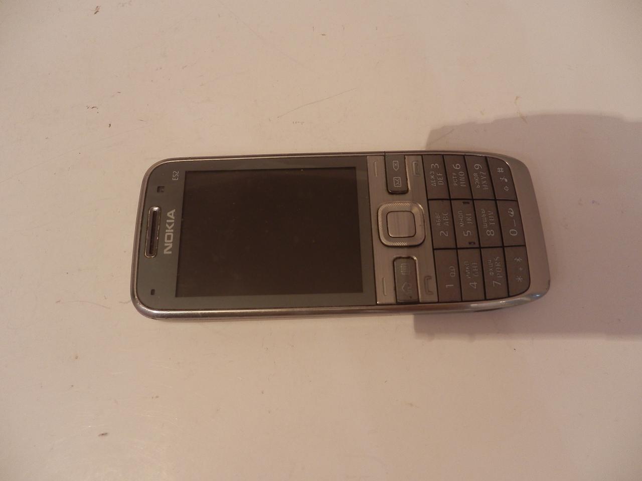 Мобильный телефон Nokia E52-1 №7218
