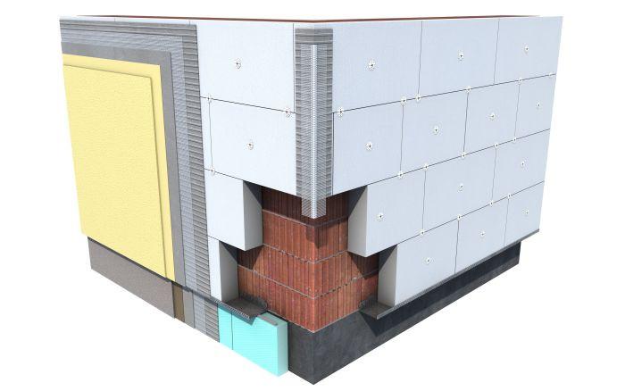 Утепление стен пенопластом, утепление фасадов, фасадные работы