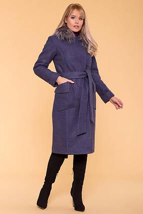 Пальто женское зимнее  Стейси 5647, фото 2