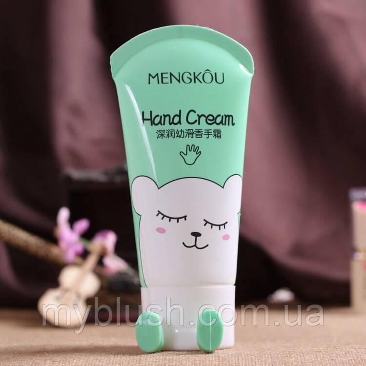 Парфюмированный крем для рук Mengkou Smoothening Hand Cream (разглаживающий) 80 g
