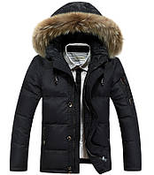 Мужская зимняя куртка пуховик JEEP в наличии! (KR_01) РАЗМЕР 44-46