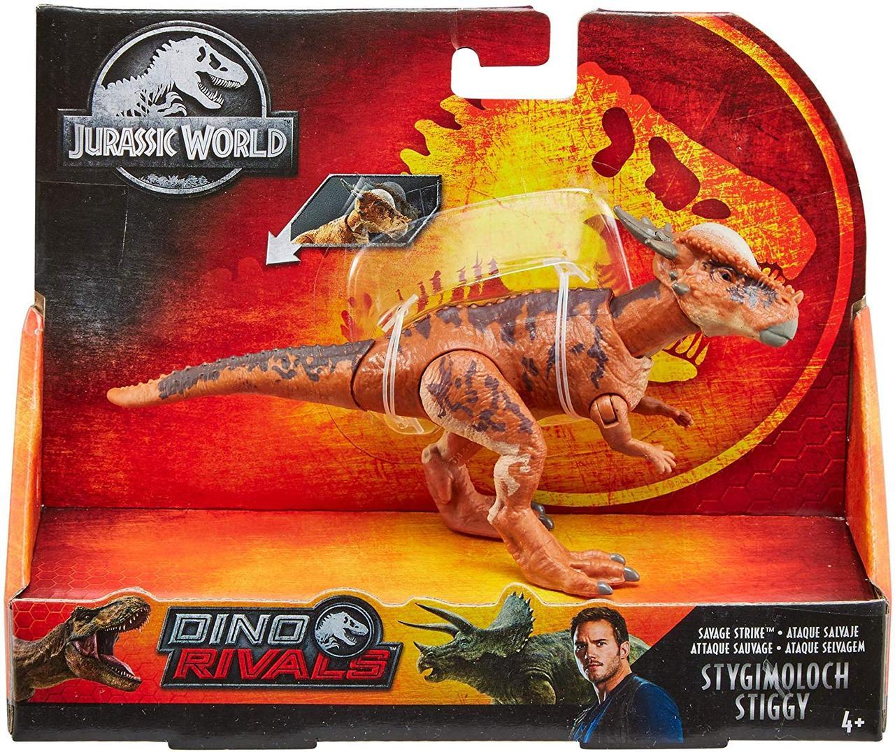 Динозавр Мир Юрского Периода 2: Стигимолох. Jurassic World: Fallen Kingdom - Jurassic World Stygimoloch