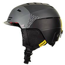 Шолом гірськолижний Marker Phoenix OTIS 3Block All L Black