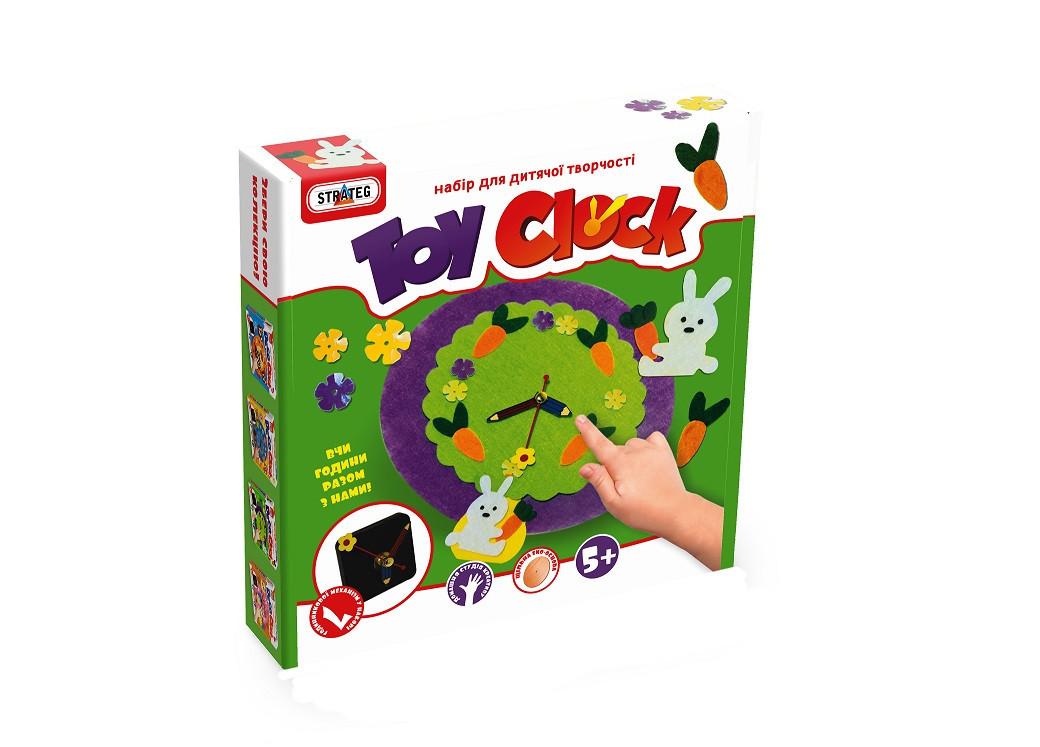 Набор для творчествоа Toy clock, Заячья поляна, 15