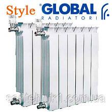 Биметаллические радиаторы GLOBAL STYLE 500/80 , 35 Атм