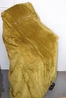 Двуспальное бамбуковое покрывало Silk Bamboo зеленое