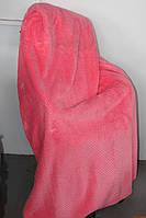 Двуспальное бамбуковое покрывало Silk Bamboo розовое
