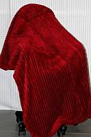 Полуторное бамбуковое покрывало Fashion RED