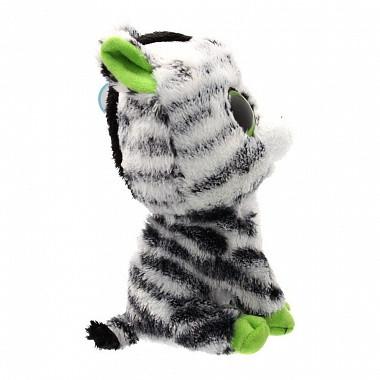Мягкая игрушка зебра Zig-zag
