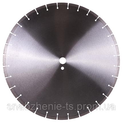 Диск алмазный отрезной сегментный по бетону DISTAR Green Concrete 450 x 3,8/2,8 x 25,4-11,5-32-ARP 40 x 3,8 x 8+2 1A1RSS/C3-W R215, фото 2