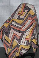 Полуторна махрове покривало Fashion - Геометрія