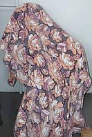 Полуторное махровое покрывало Fashion - Осень