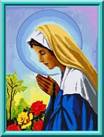 Схема для вышивки Божья Матерь Святого Розария