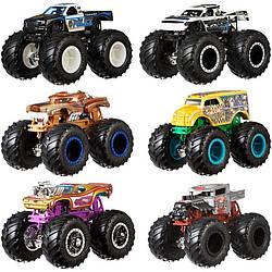 Набір із 2 машинок-позашляховиків серії «Monster Trucks» Hot Wheels, FYJ64