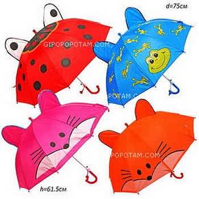 Зонт с ушками , фото 2