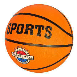 Мяч баскетбольный, размер 7, резина, 500*520г, 12 панелей, MS2355