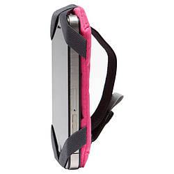 Держатель смартфона для бега на руку Kalenji розовый