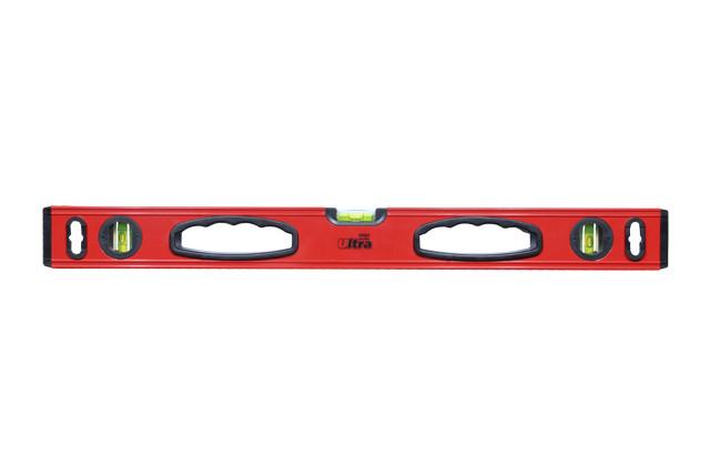 Уровень ULTRA  80см, 3 глазка, 2 рукоятки