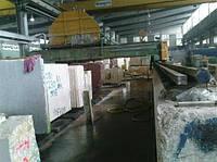 Станок для распила блоков ф 3500 мм гранит-мрамор