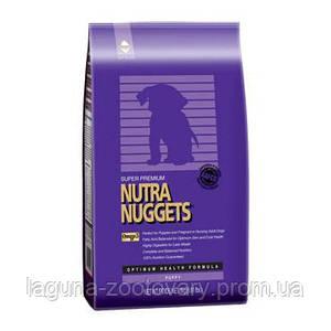 Нутра(фиолетовая) 3кг для щенков