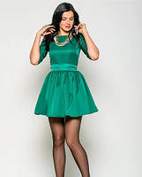 """Женское платье """"Сабина"""" в расцветках со съемным подъюбником, фото 1"""