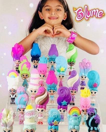 Игровой Набор С Куклой Blume Dolls - Сюрприз В Горшочке Блюм Код 11-1946