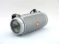 ✅ Подарок ребенку - супер! Колонка JBL блютуз в стиле xtreme, Bluetooth с FM, MP3, серебро   AG320426